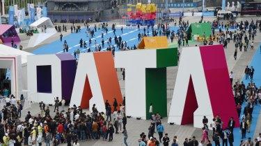 The Guiyang International Big Data Expo 2016.