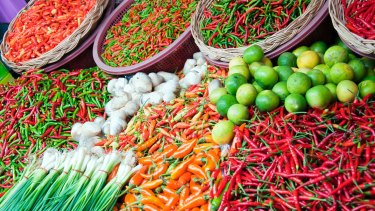 Climate change will affect food production.
