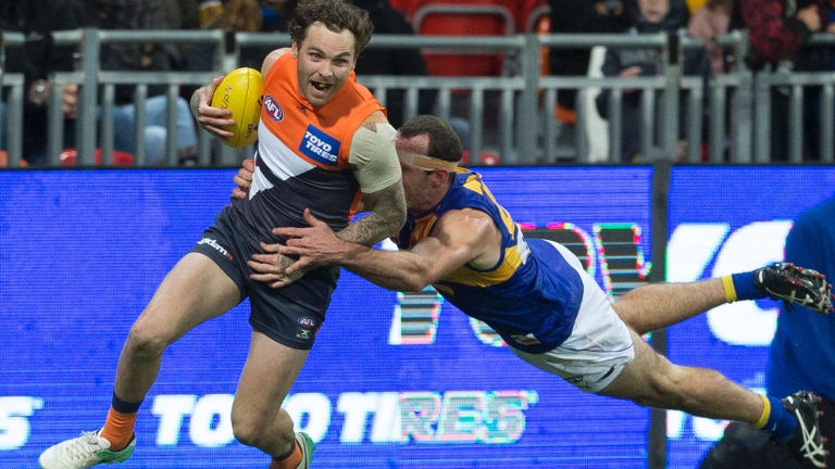 Nathan Wilson could end up in a Dockers jumper next year after requesting a trade from GWS.