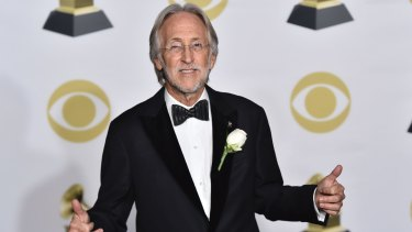 President of The Recording Academy Neil Portnow has sparked criticism with his comments.