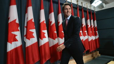 Canadian Prime Minister Justin Trudeau is swiftly returning his nation to one which inspires the world.