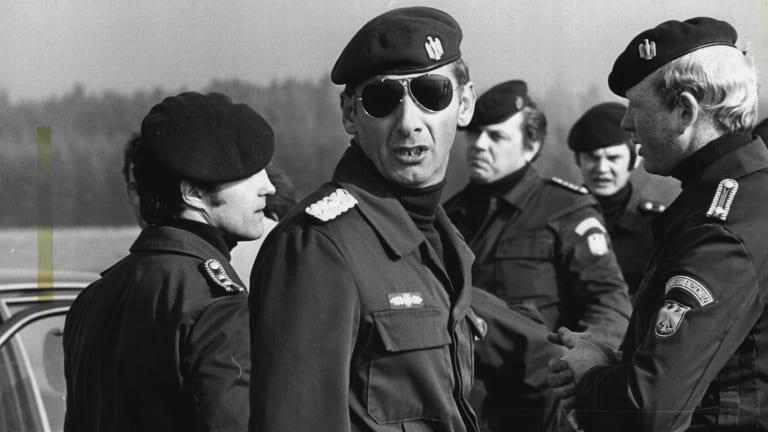 Ulrich Wegener in 1978.