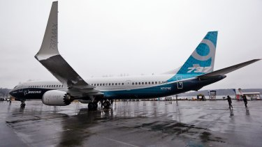The crashed Aseman Airlines plane is believed to be more than two decades old. The airline has started upgrading its fleet and in 2017 announced a $3 billion deal to buy 30 Boeing 737 MAX aircraft, similar to the one pictured.