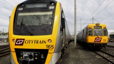 The resignations came a day after QR's head of train service delivery was stood down on Thursday.