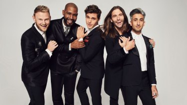 <I>Queer Eye for the Straight Guy</I> will be a timely hit for Netflix.