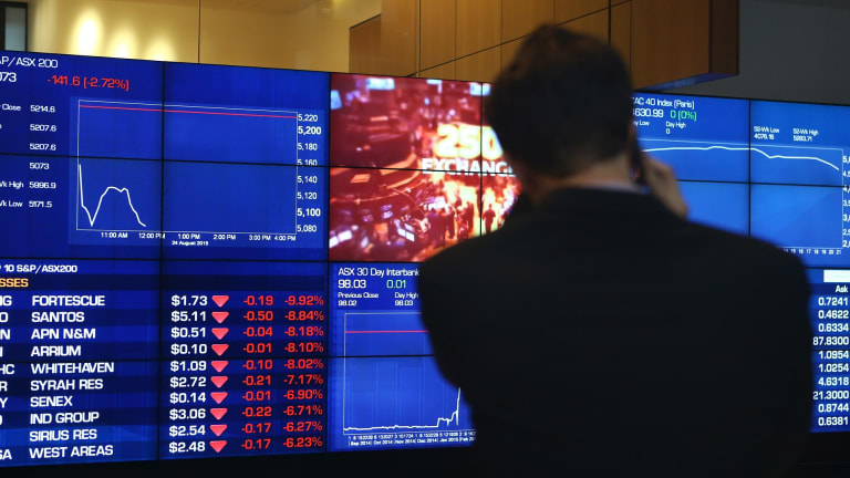 The S&P/ASX 200 is set to gain at the open, thanks to Wall Street, but the week is peppered with economic data