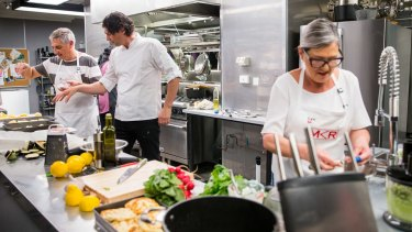 Lyn and Sal on My Kitchen Rules – how many recaps spoil the pot?