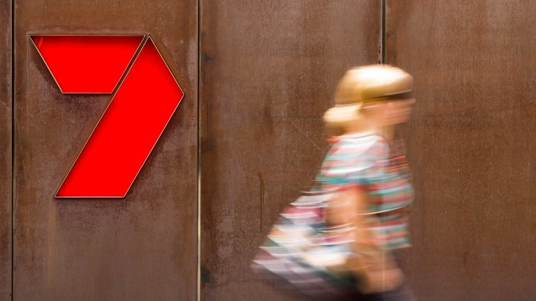 Channel Seven says it's fighting back. 'It's a marathon, not a sprint,' says Rob Raschke.