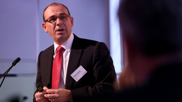 APRA chair Wayne Byres says competition and resilience in banking will be priorities in 2016.