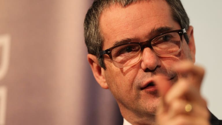 Former communications minister Stephen Conroy is a factional heavy-hitter.