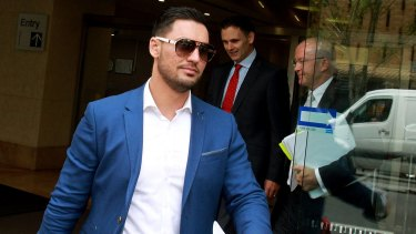 The family members of Salim Mehajer have had their property damaged in fire.