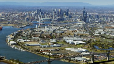 Victoria's new government architect Jill Garner says she is disappointed that planning for Fishermans Bend has lost its family-friendly focus.