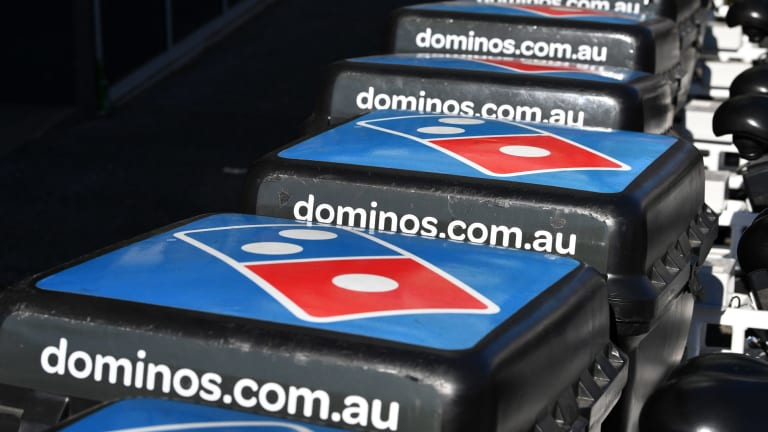 Workers at Domino's will get to vote on the new deal from January 2.