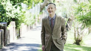 Michael Sullivan, chair of the NSW Council for Intellectual Disability.