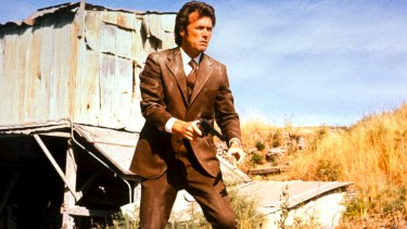 No time for water pistols, it's time for the big guns a la Clint Eastwood's Dirty Harry.
