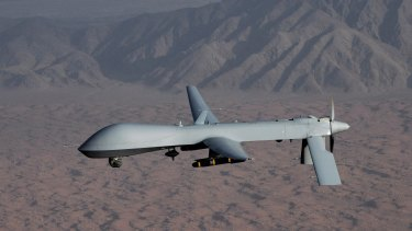 A US Air Force drone has killed Islamic State leader Hajji Mutazz near Mosul in Iraq this week, CNN reported on Friday.