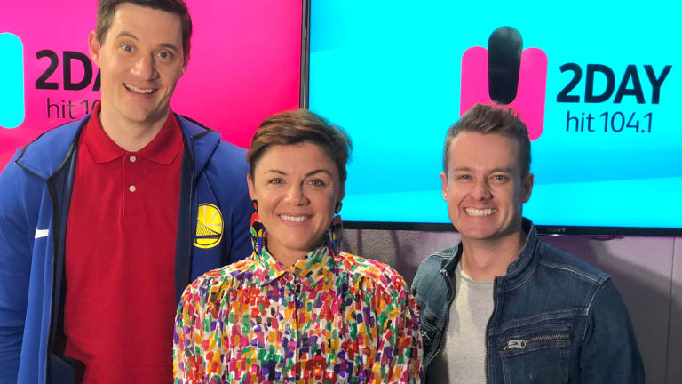 Grant Denyer is joining Em Rusciano's 2DayFM breakfast show.