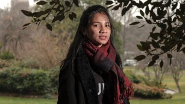 Former Cambodian slave Sophea Touch has urged the government to act on modern slavery.