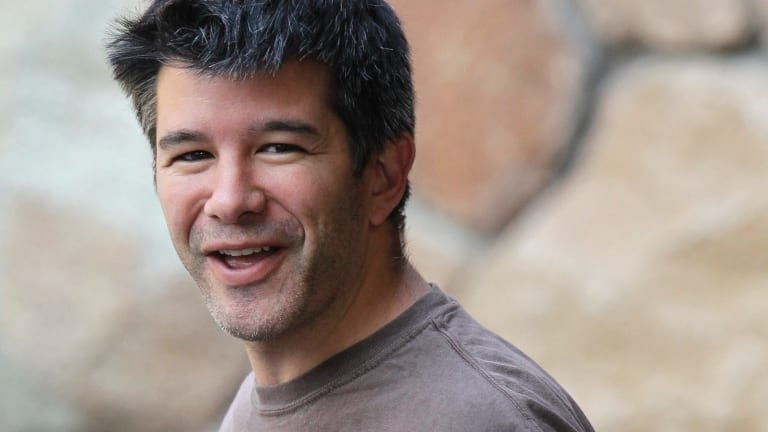Former Uber chief Travis Kalanick still has many fans within the company.