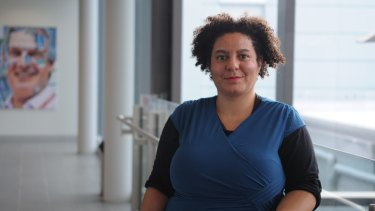 Lucette Cysique, lead researcher of the NeuroHIV group at Neuroscience research Australia (NeuRA) and UNSW.