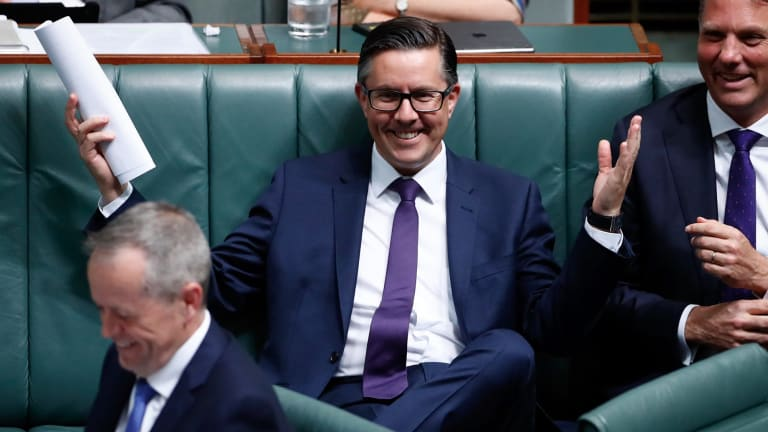 Calls for ALP to heed the example of British Labour: Mark Butler.