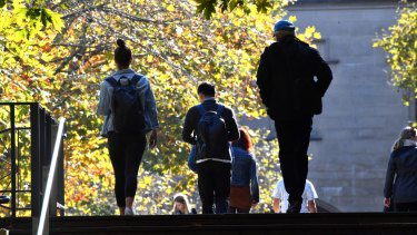When our yardstick is the real world, the report in fact shows young women are four to five times less likely to be assaulted at university than elsewhere.