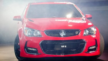 The VFII introduces a 6.2-litre LS3 engine to all V8 models, along with bi-modal exhaust and mechanical sound enhancer.