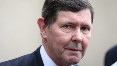 Former social services minister and current Victorian MP Kevin Andrews.