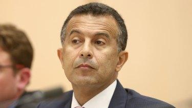 SBS managing director Michael Ebeid.