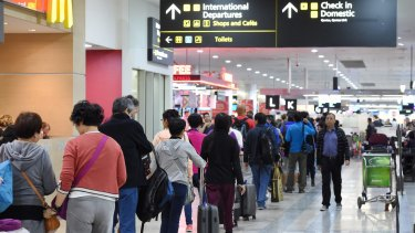 Union strike action causing disruptions at international airports has been suspended.
