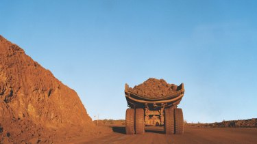 """""""Iron ore has not bottomed."""""""