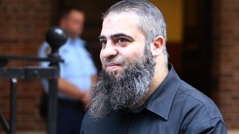 Hamdi Alqudsi was found guilty in 2016 of recruiting men to fight in Syria.