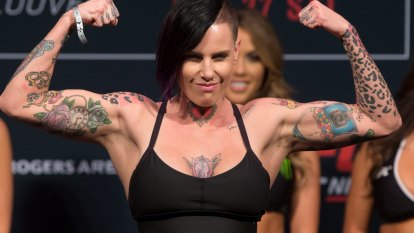 Brisbane's Bec Rawlings takes on UFC's newest weight division