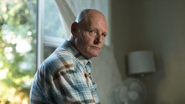 "Ian Gardiner became one of Sydney's ""accidental"" homeless."