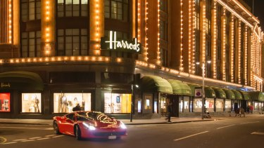 Harrods owner the Qatar Royal family is poised to add a selection of budget Australian apparel brands to its billion dollar global portfolio.