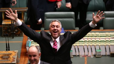 Former treasurer Joe Hockey is among the Liberals to step down from Parliament.