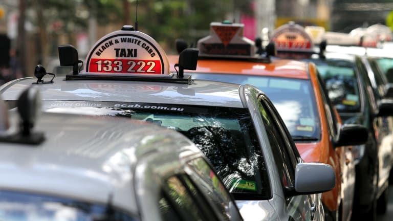 Further changes will effectively merge the established taxi industry with emerging ride sharing businesses under the one umbrella.