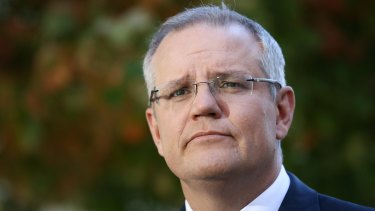 Treasurer Scott Morrison met Greg Paramor recently to discuss negative gearing, the email confirms.