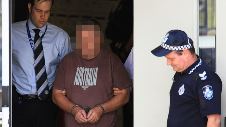 Richard Thorburn has been charged with the murder of his foster child.