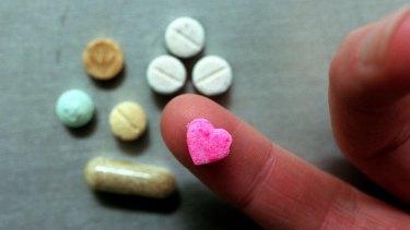 A 2014 UN report found Australians lead the world in ecstasy use.