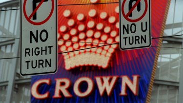 "The Crown employees were arrested for ""gambling-related crimes"". It is illegal to promote or organise gambling activities on mainland China."