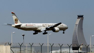 Government-subsidised Middle Eastern airlines such as Etihad Airways have feared for months there may be retaliation from the Trump  administration. Is this it?