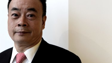 Political donor Chau Chak Wing is suing Fairfax Media.