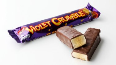 Robern Menz will acquire the Violet Crumble brand and its associated intellectual property, plant and equipment for an undisclosed sum.