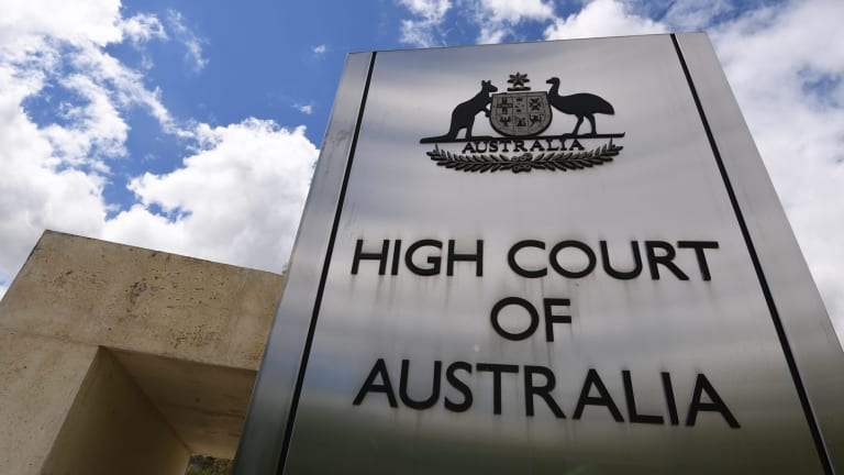 The High Court has been the deciding factor as to whether MPs are disqualified from parliament.