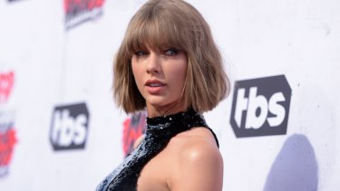 Taylor Swift testified in court on Thursday.