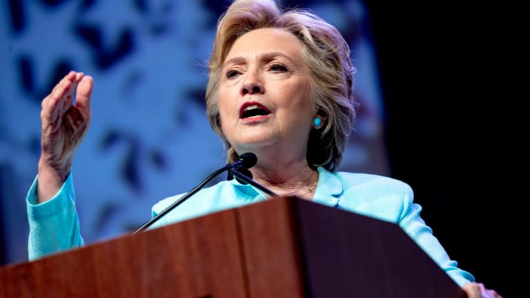 Hillary Clinton is poised to become president of the United States, but in the religious sphere women's leadership is still a contentious issue.
