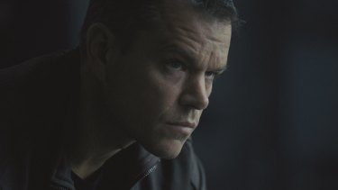 Matt Damon is back as Bourne for the fourth time since the series began in 2002.
