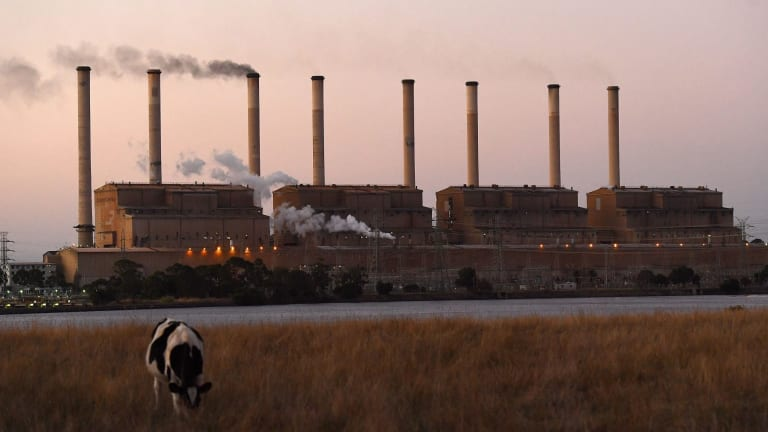 The first of the Hazelwood plant's eight turbines will be turned off on Friday.