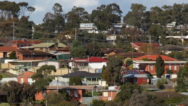 Broadmeadows has been named as one of the IS targets.